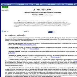 LE THEATRE-FORUM