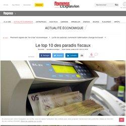 Le top 10 des paradis fiscaux - L'Express L'Expansion