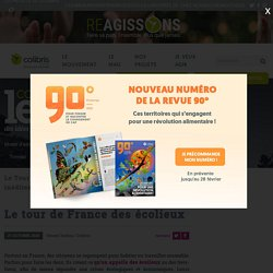 Le tour de France des écolieux