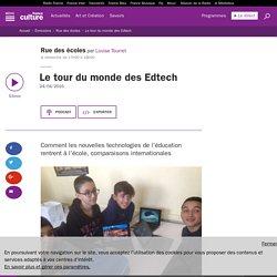 Le tour du monde des Edtech