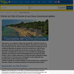 Le tourisme en Côte d'Ivoire