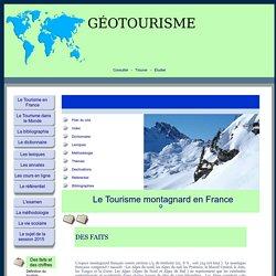 Le Tourisme montagnard