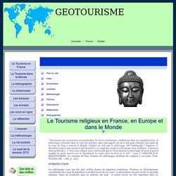 Le tourisme religieux