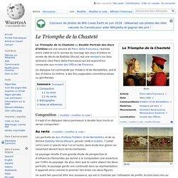 Le Triomphe de la Chasteté