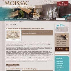 Le Tympan - Tourisme Moissac