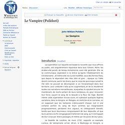 Le Vampire (Polidori)