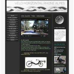 Le vélo couché - Site de velohorizontalrhonealpes !