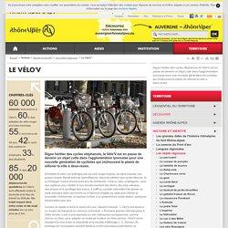 Le Vélo'V, une entreprise Lyonnaise