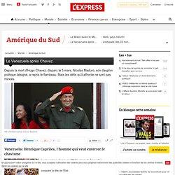 Hugo Chavez, président du Venezuela, est mort