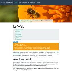 Le Web — Ab Absurdo
