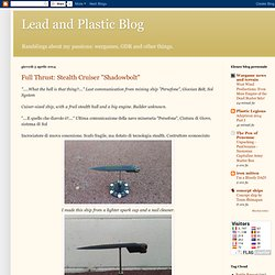 Lead and Plastic Blog