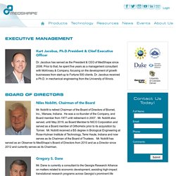 Best Orthopedic Medical Device Company