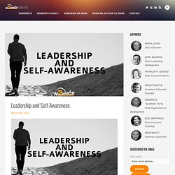 Leadership and Self-Awareness