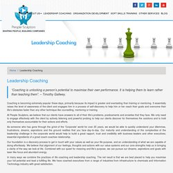 coaching for leaders - to become a mastermind in leadership