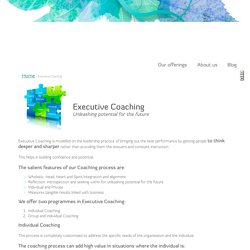 Tatva Leadership : Executive Coaching Pune