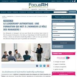 Leadership et rôle des managers, une formation les mettant à l'honneur ! - FocusRH