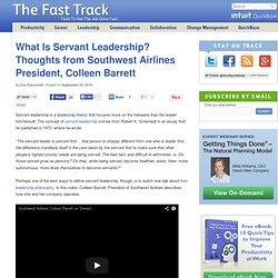 An Essay On Servant Leadership