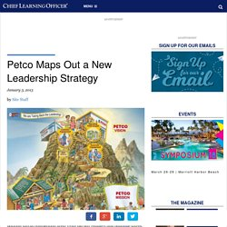 Petco Maps Out a New Leadership Strategy — Chief Learning Officer