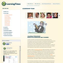 Leadership Team — LearningTimes