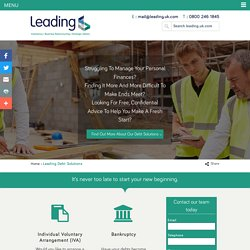 Leading Debt Solutions
