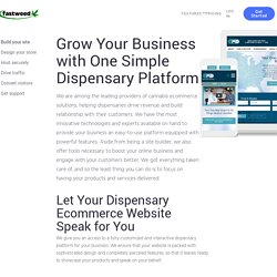 The leading ecommerce website builder