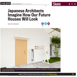 House Vision Tokyo asks leading Japanese architects to imagine the housing of the future.