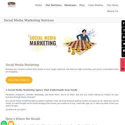Leading Social Media Marketing Agency in Kolkata