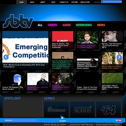 SBTV.co.uk – The UK's most popular street broadcaster