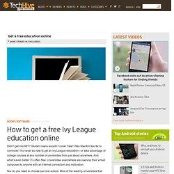 education online hub