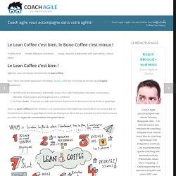 Le Lean Coffee c'est bien, le Bono Coffee c'est mieux !