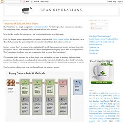 Lean Simulations