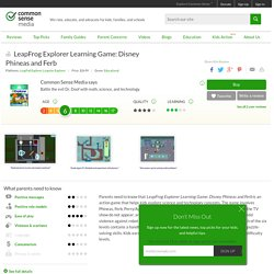 LeapFrog Explorer Learning Game (Age 6+)