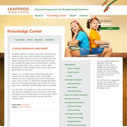 Leapfrog Strategy Consulting