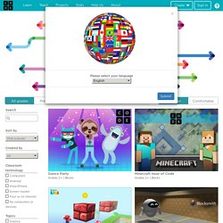 Hour of Code Code.org