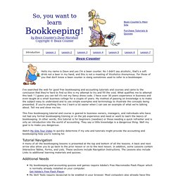 Learn Accounting & Bookkeeping For Free