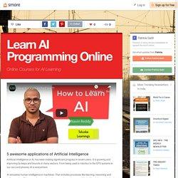 Learn AI Programming Online