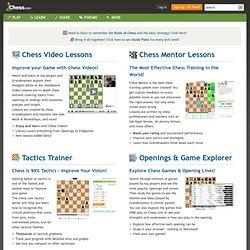 Apprendre les échecs