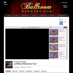 Learn to dance Waltz with Ballroomdancers.com