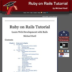 rails programming pearltrees