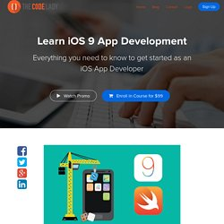 Learn iOS 9 App Development with Xcode 7 and Swift 2
