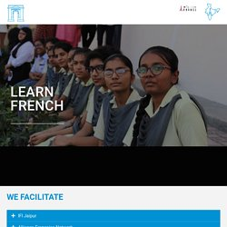 Learn french in India - French Institute