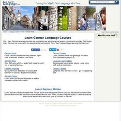 Learn German Language Courses