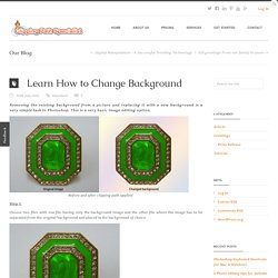 Learn How to Change Background