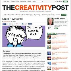 Social - Learn How to Fail