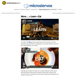 Move … + Learn + Eat | Microsiervos (Películas / TV)