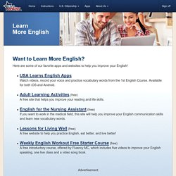 Learn more English