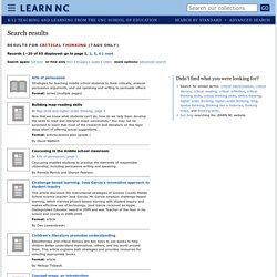 LEARN NC: Search results