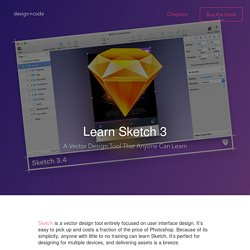 Learn Sketch 3 - Design+Code