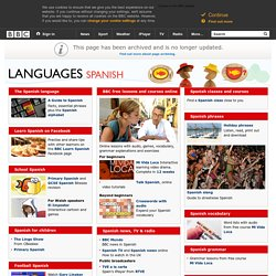 Languages - Spanish: All you need to start learning Spanish