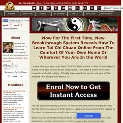 Learn Tai Chi Online For Free